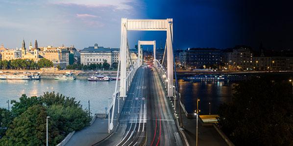 Budapest Time-Lapse Greg Florent