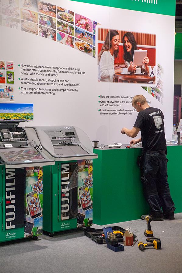 Photokina 2014 - Dag 1 - Fujifilm