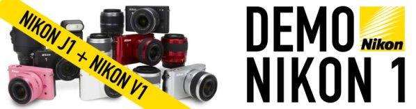 Nikon 1 demodagen