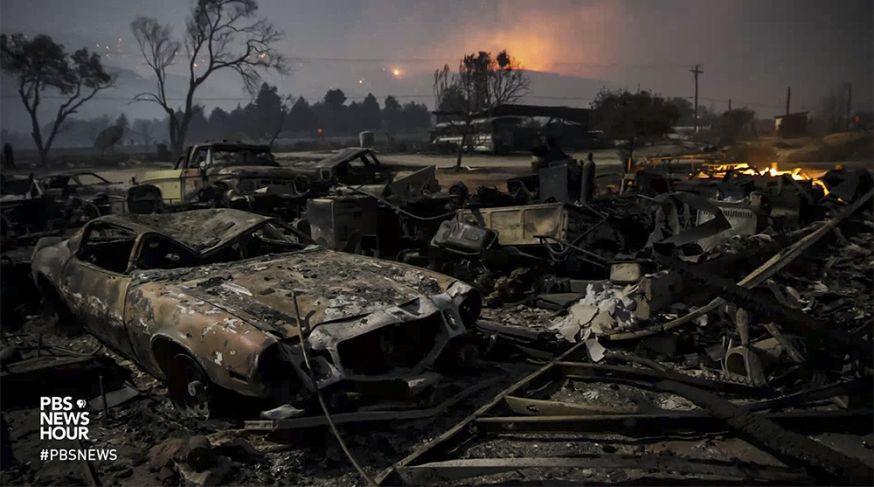 tragedie uitgebrande huizen