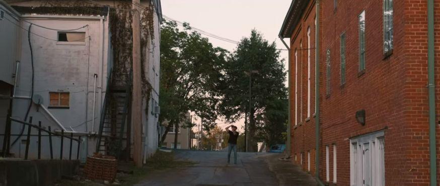 Fotografie klein dorp