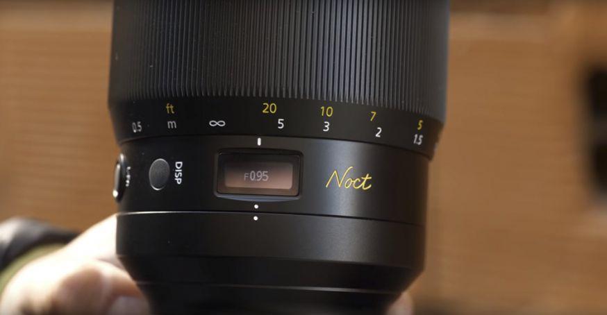 Nikon 58mm f/0.95 Noct