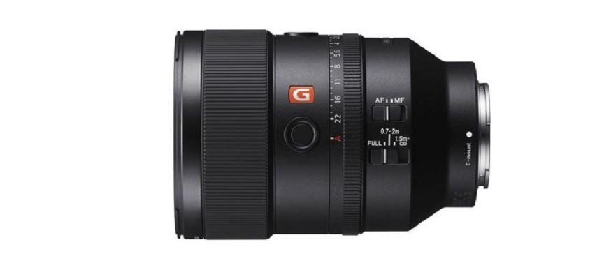 sony 135mm f/1.8 G master award
