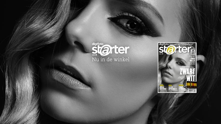 Nu in de kiosk: digifoto Starter 3.2016