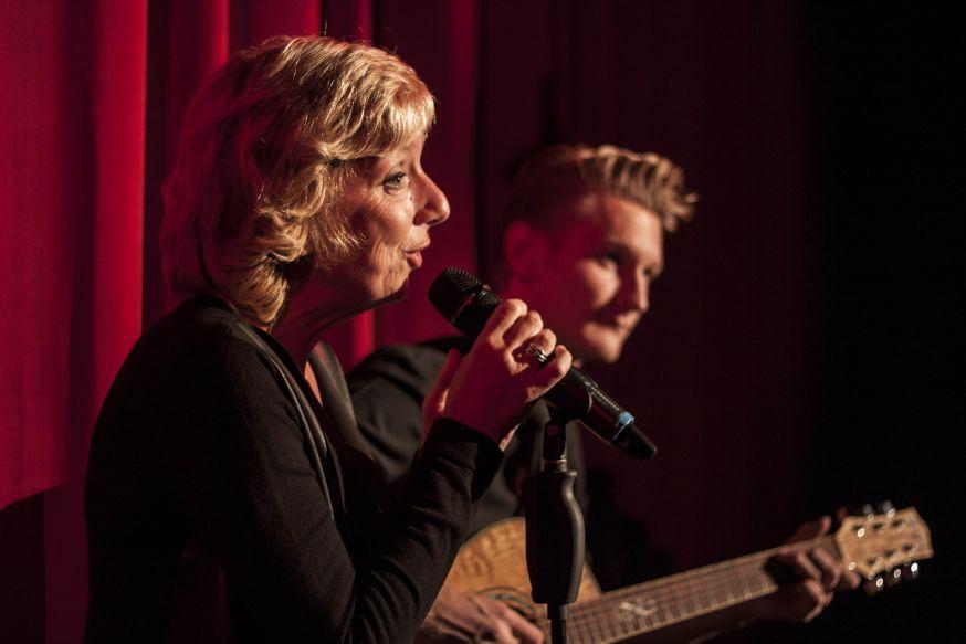 Zingende mensen fotograferen - Fabienne Keijzer