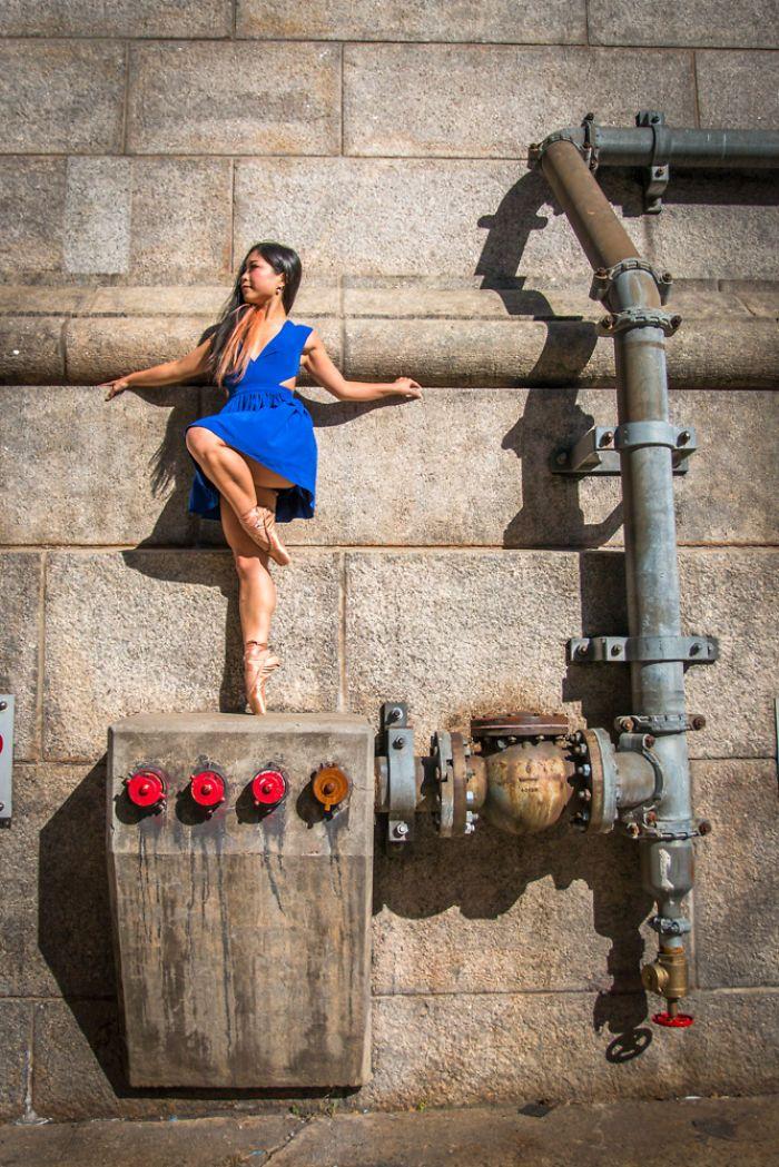 Defying Gravity – dansen in evenwicht