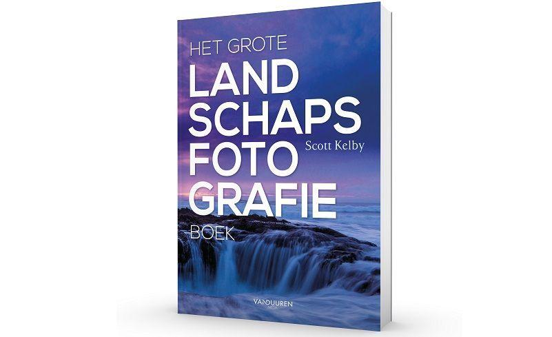het grote landschapsfotografieboek scott kelby
