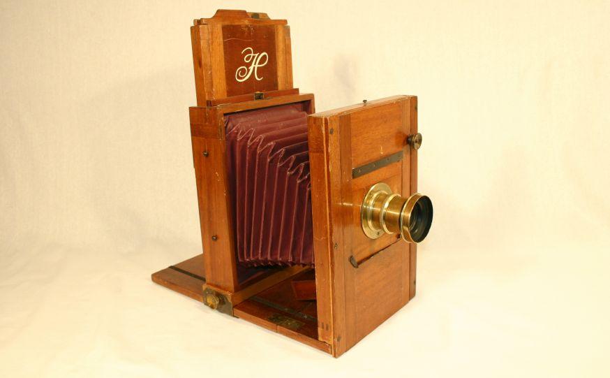 Expositie: De geschiedenis van de fotocamera bij World Press Photo Zutphen