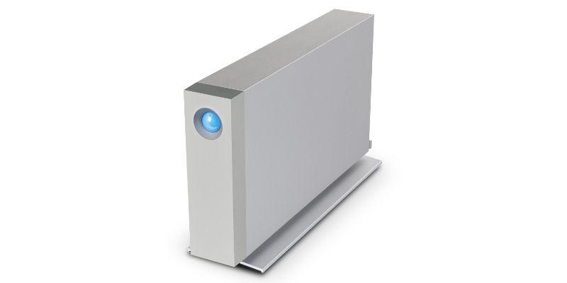 LaCie D2 Thunderbolt 3 (6TB)
