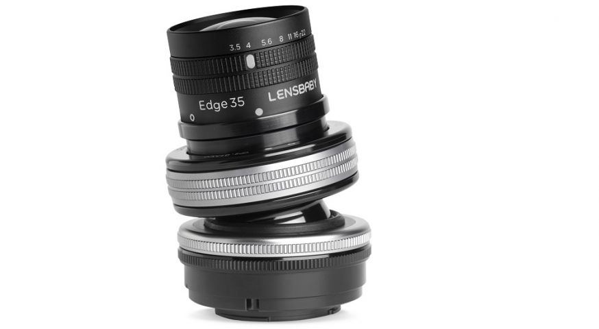 Lensbaby Composer Pro II met Edge 35 Optic