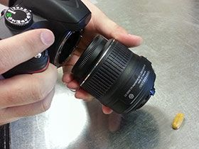 Macro-foto trucje