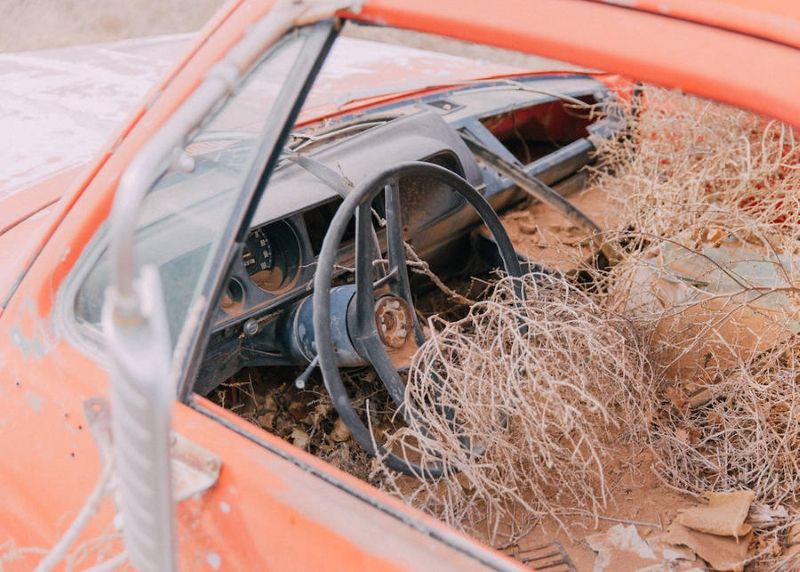 Evan James Atwood fotografeert het Navajo reservaat