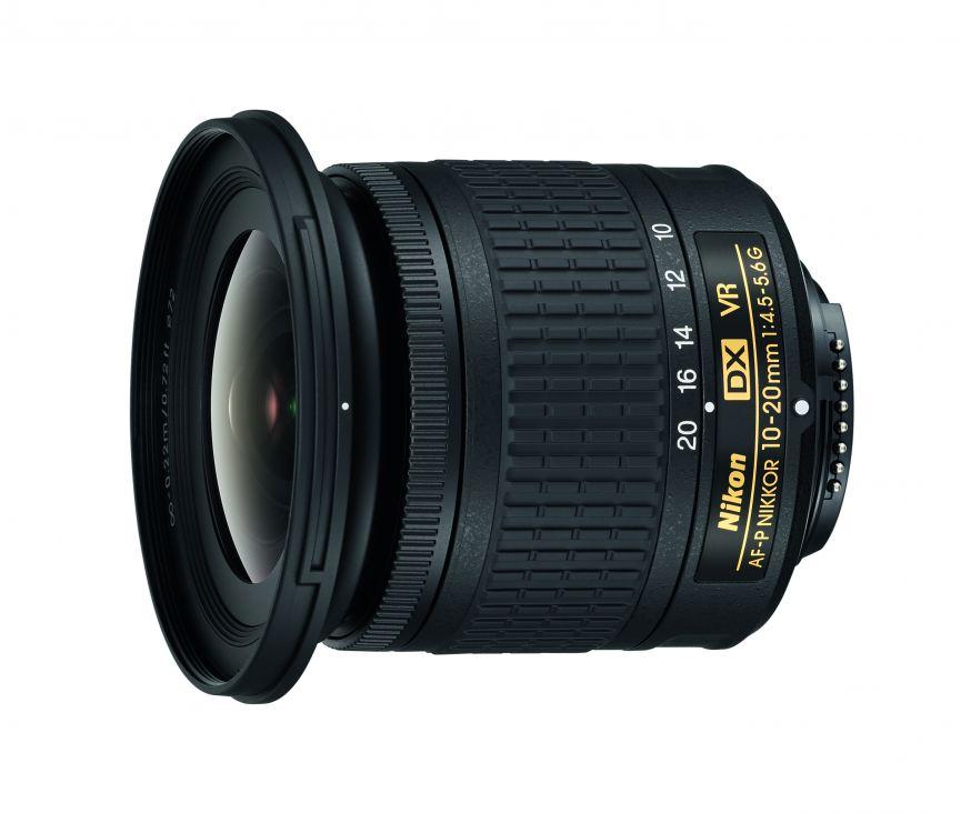 Nikon Nikkor 10-20mm f/4.5-5.6G VR