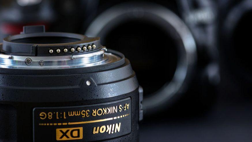 Nikon aanwezig op Professional Imaging