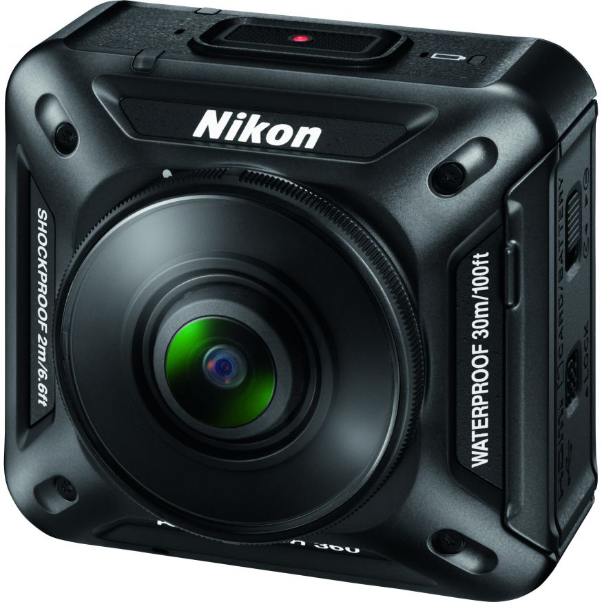 Nikon Key Mission 360 actioncam