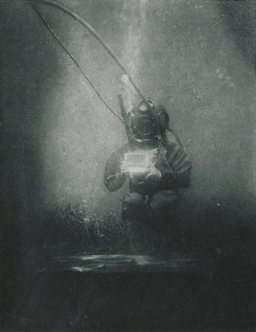 Onderwaterfotografie - Louis Boutan