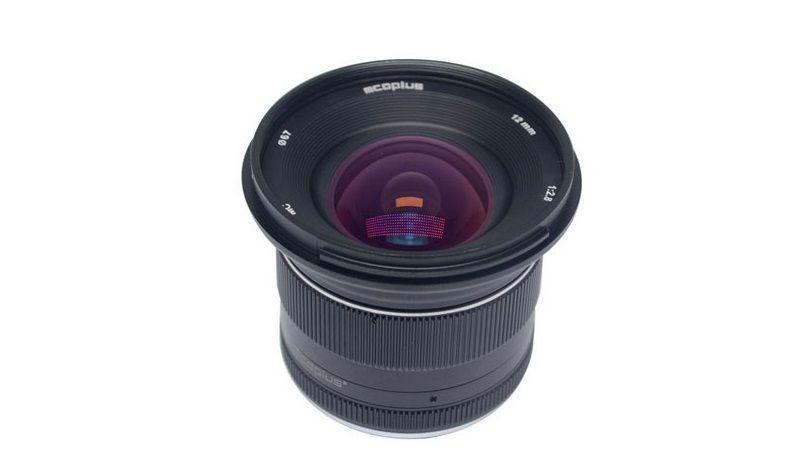 mcoplus 12mm f/2.8