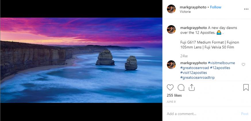 landschap, landschapfotograaf, landschap fotografen, Instagram