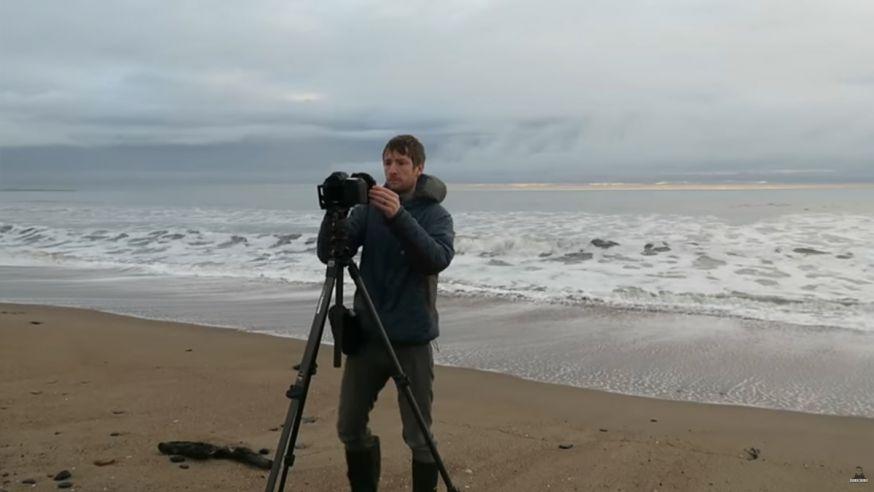 Landschappen fotograferen met lange sluitertijd