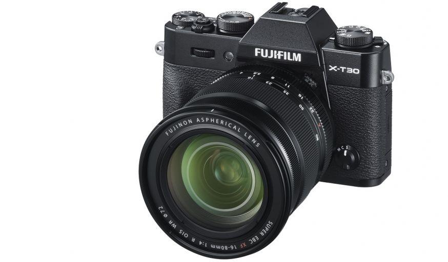 Fujifilm Fujinon XF16-80mm f/4 R OIS WR