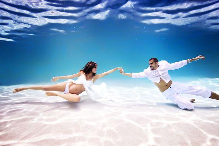 Betoverende zwangerschap