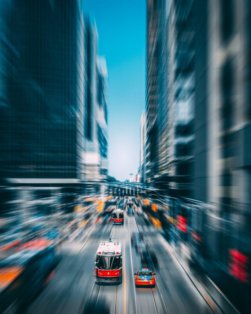zoom burst, zoomburst, zoomen, lange sluitertijd