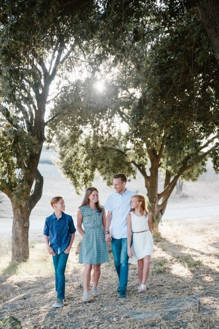 familieportret, portret, groepsfoto