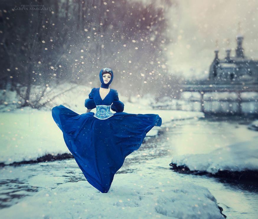 Margarita Kareva laat sprookjes tot leven komen