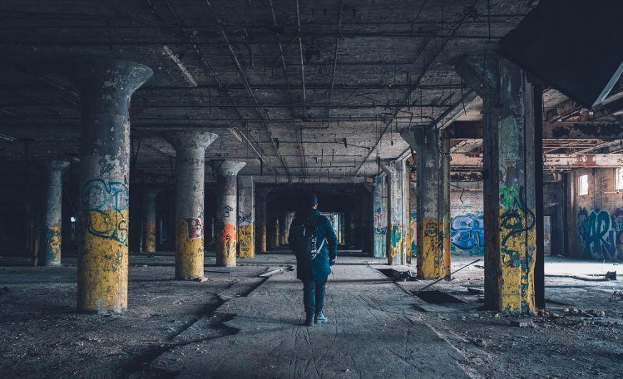 Urban Exploring, urbex, urbex-fotografie, tips, fotografie, verlaten gebouwen, gebouwen, niet toegankelijk