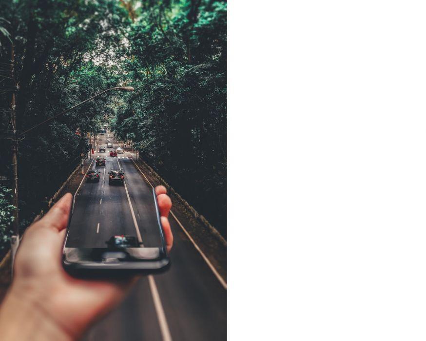creatieve smartphone fotografie