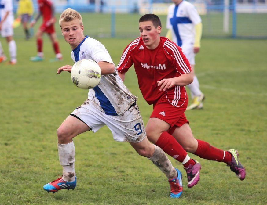 voetbal sportfotografie sportfoto