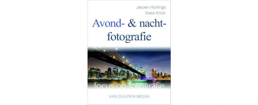 avond en nachtfotografie boeken van duuren media