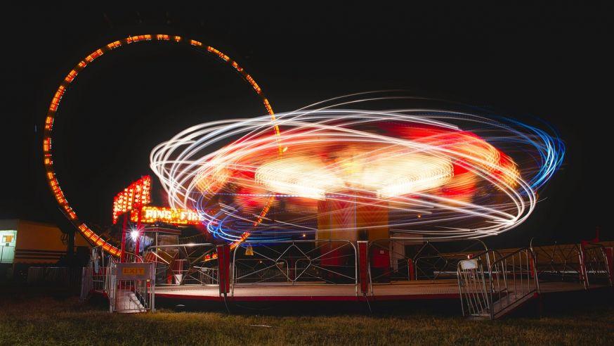 Spelen met licht: kermisfotografie digifoto starter