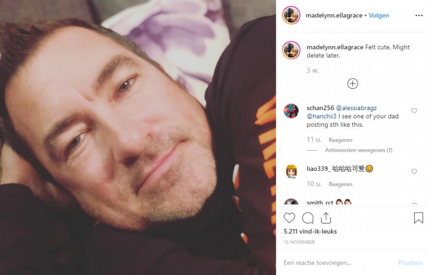 Instagram, social media, tiktok, straf, take-over, parent take over