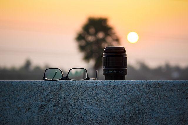 objectief, objectieven, lens wisselen