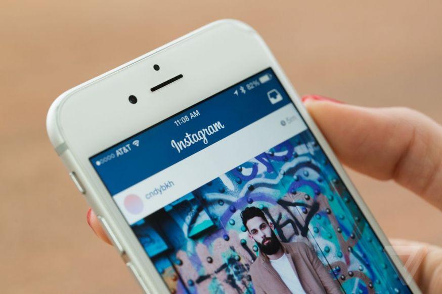 Instagram voor iPhone 7 gebruikers