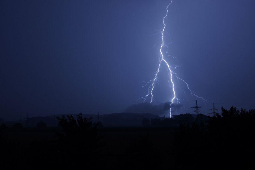 bliksem, bliksemfotografie, onweer