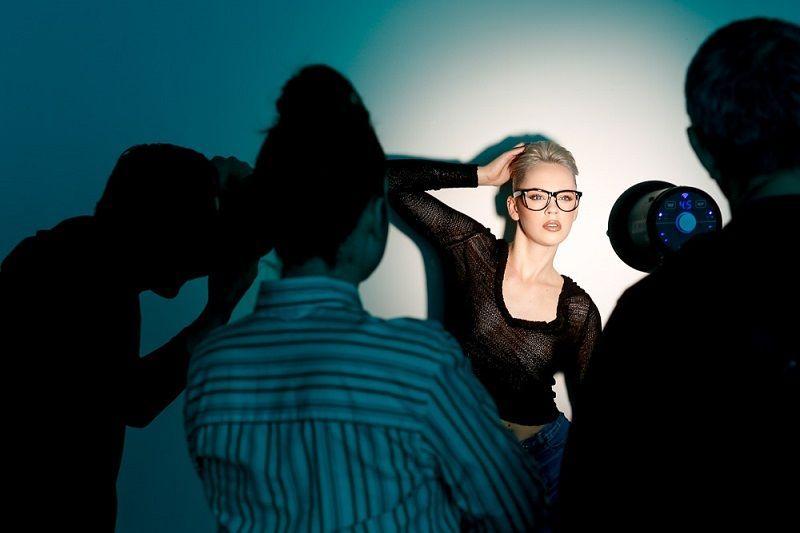 kamera express model fotografie