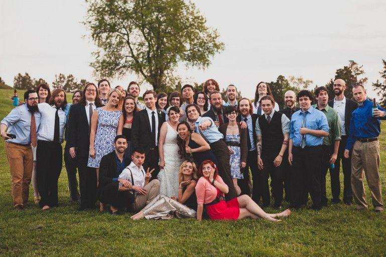 Hoe maak je een scherpe groepsfoto?