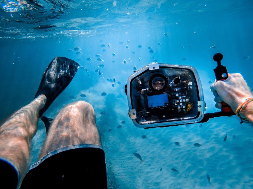 onderwaterfotografie, onderwater, zwembad