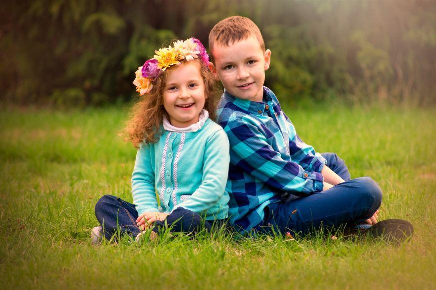 Hedendaags Tips om kinderen te fotograferen die geen zin hebben | digifoto DD-33