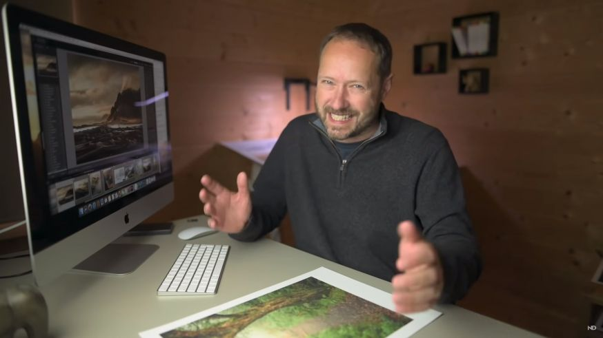 kleurencirkel zorgt voor betere natuurfotografie