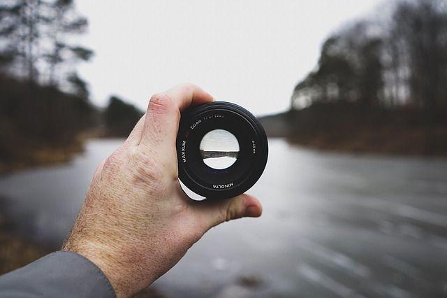 objectief, Kies het juiste objectief, lens, cameralens