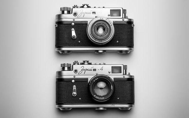 nieuwe camera, camera leren kennen, camera