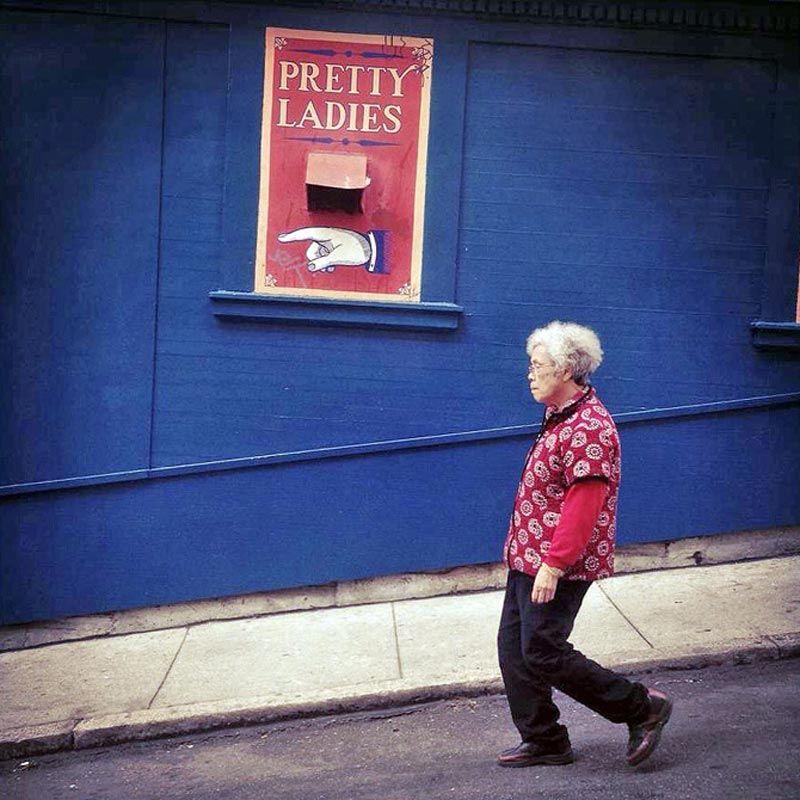 Straatfotografie met een bijzondere kijk