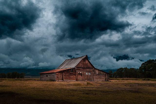 slecht weer, storm, regen, wind