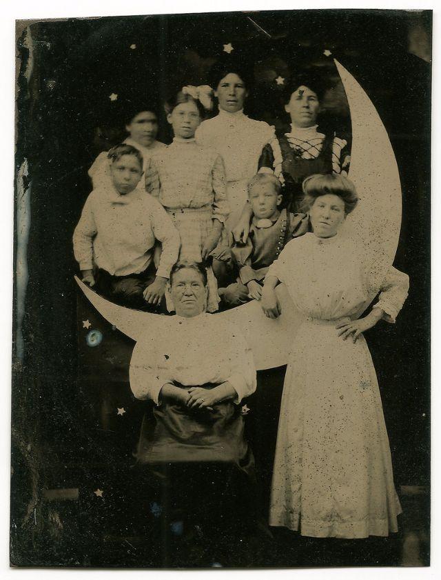 Foto's op de maan, de rage van 1910 | digifoto Starter