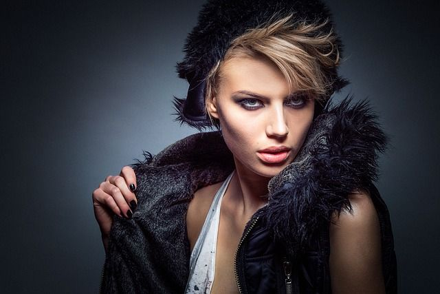 kleding, model, portret, portretfotografie