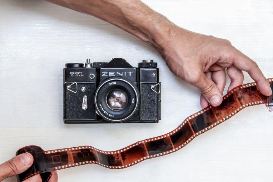 Creatieve, kick start je foto, fotografie, zwartwit