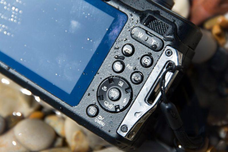 Panasonic lumix FT7 outdoor camera